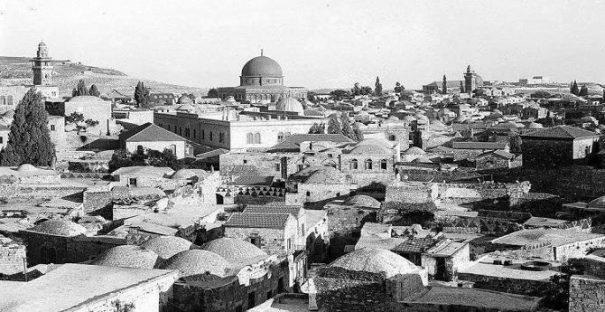 چرا فلسطین؟